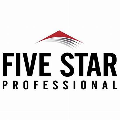 Star Five Professional Vector Logos Service Wealth