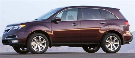 2012 acura mdx review specs pictures price mpg