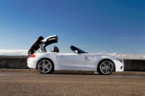 Bmw Z4 Gets Fourcylinder Turbo Engine, Available From