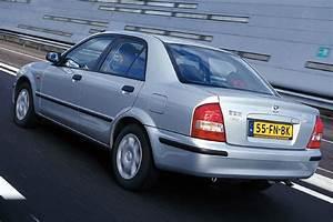 Mazda 323 Sedan 1 8i Glx 1998  U2014 Parts  U0026 Specs