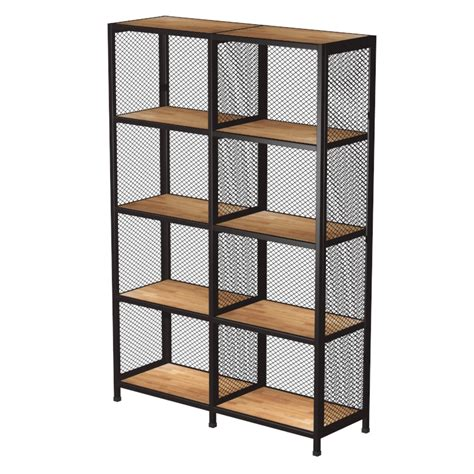 Industrial Style Bookcase by Industrial Style Bookcase Furniture Thailand