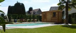 Pool House Toit Plat : les r alisations ambiances bois ~ Melissatoandfro.com Idées de Décoration