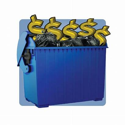 Waste Icons Reduction Package Mitchell Telecom