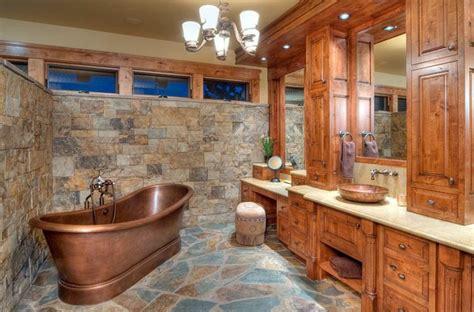 salle de bain rustique salle de bain rustique 100 id 233 es d 233 co salle de bain