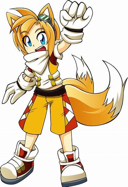 Tails Deviantart Sonic Hedgehog Shadow Gijinka Human