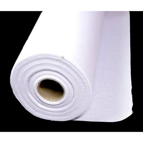 toile ciree blanche au metre toile renfort thermocollante lourde blanche au m 232 tre