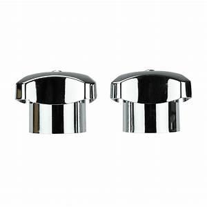 Faucet Handles For Kohler Tub  Shower In Chrome