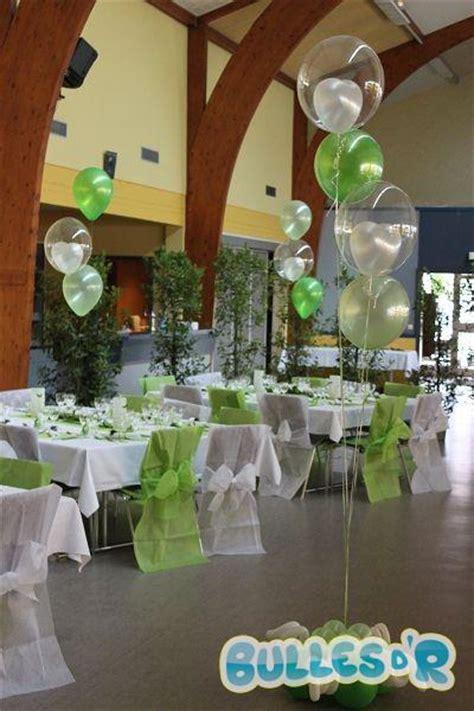 deco mariage vert anis et blanc bullesdr d 233 coration de mariage en ballons 224 niedersoultzbach 67330 alsace