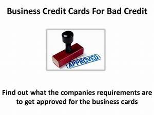 Business credit card poor personal credit choice image for Business credit card with bad personal credit
