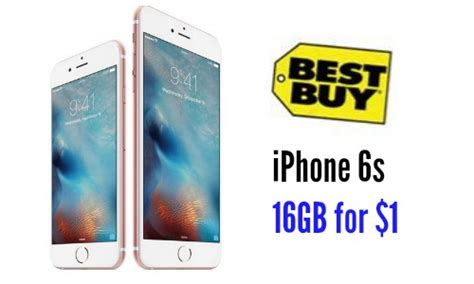best buy iphone 6 deal best buy deal apple iphone 6s 1 w contract southern