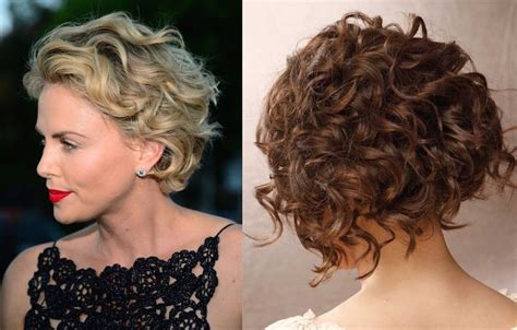 23 hairstyles for short curly hair women feed inspiration