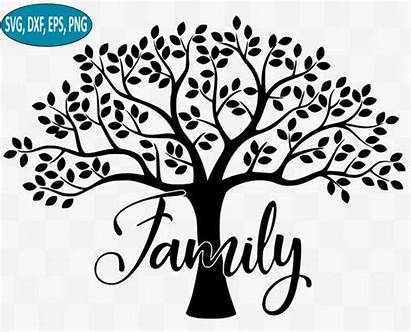 Tree Svg Template Sign Clipart