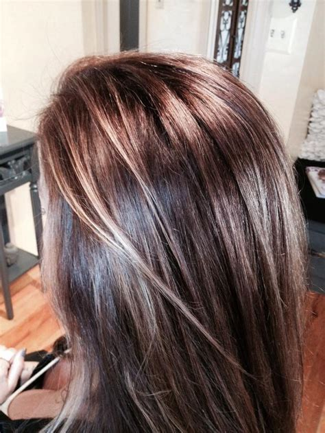 How To Cover Grey Hair With Highlights   Hairs Picture Gallery
