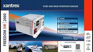 Freedom Sw Sine Wave Rv Inverter 2000 Watt