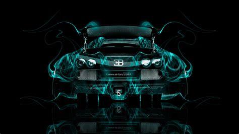 bugatti veyron tuning  fire car  el tony