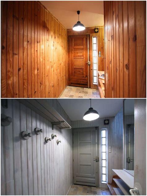 peinture plafond chambre les 25 meilleures idées de la catégorie lambris peint sur