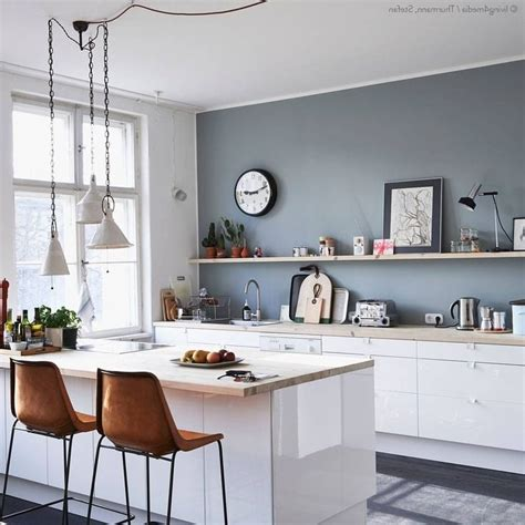 Colors For Kitchens With White Cabinets