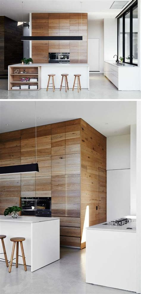 cuisine bois beton revêtement sol béton en plus de 25 exemples pour l 39 intérieur