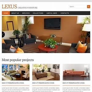 Create Your Interior And Furniture Website With Our