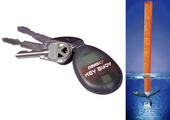 Sinking Boat Interview Question by Davis Key Buoy Saves Keys From Sinking Great Lakes