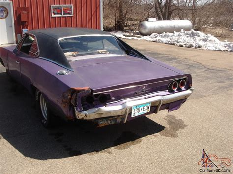 Cheap Dodge Charger For Sale by 1968 Dodge Charger Project Cheap Car That Runs