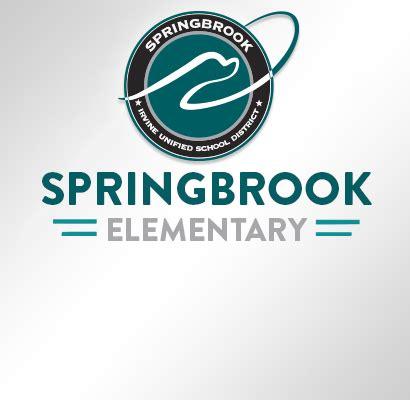 calendar springbrook elementary