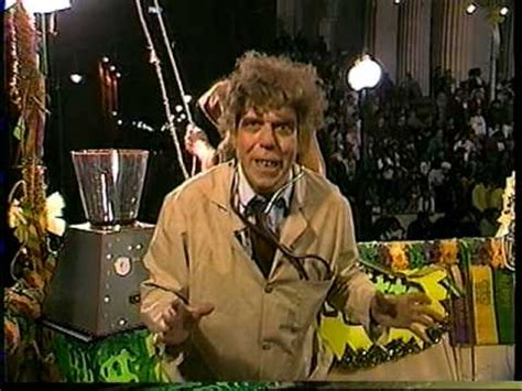 morgus presents the lottery at the endymion parade part