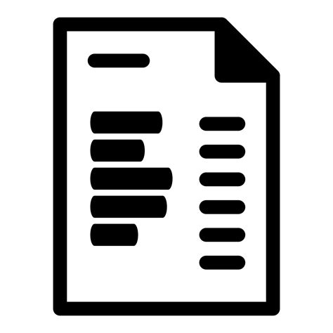 template icon primary template invoice icons png free png and icons downloads