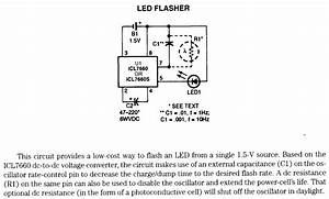 Led Schematics Wiring Diagram Circuits Schema Electronic