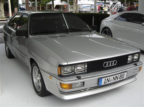 1980 Audi Quattro | This car started the all wheel drive ...