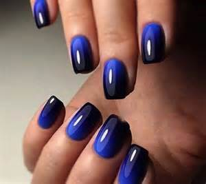 Top navy blue nail designs