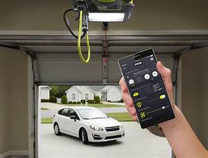 Quiet Compact Garage Door Opener