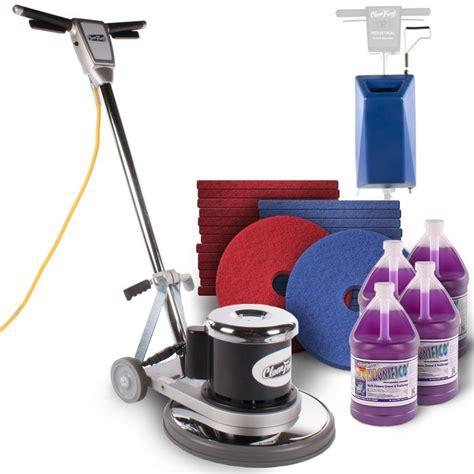 floor buffer machine package  scrubbing floors