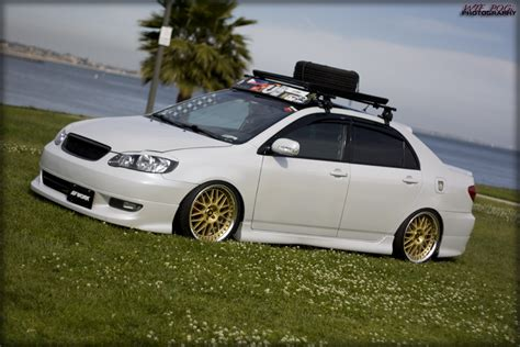 modified toyota corolla toyota corolla custom wheels work vs xx 18x8 0 et 26