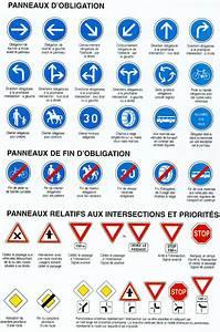 Intersection Code De La Route : les panneaux d obligation objectif route ~ Medecine-chirurgie-esthetiques.com Avis de Voitures