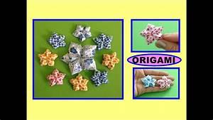 Origami Für Anfänger : diy origami flower easy for beginners origami blume ~ A.2002-acura-tl-radio.info Haus und Dekorationen