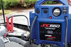 Jnc660 Heavy Duty Jump Starter In United States