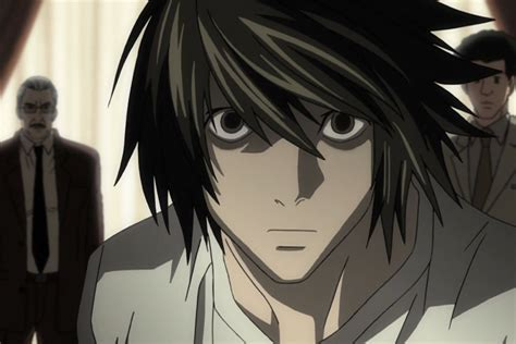 Anime Death Note Light Death Note S First Photo Introduces The Strange But