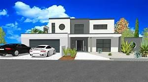 Constructeur Maison Metz : concept omega 5 maison moderne et design batisseurs actuel ~ Melissatoandfro.com Idées de Décoration