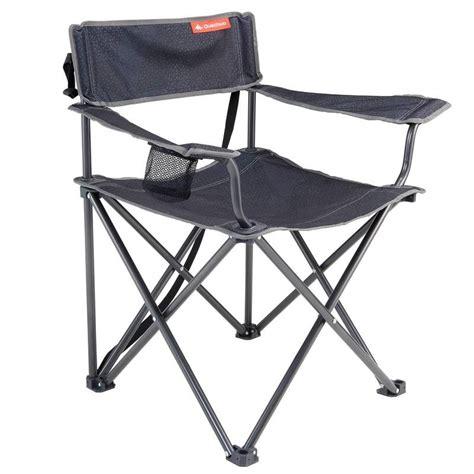 chaise de plage decathlon fauteuil xl gris decathlon