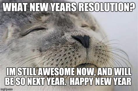 New Years Resolution Meme - new year resolution imgflip