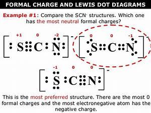 Tang 05 Formal Charge  U0026 Lewis Dot Diagrams