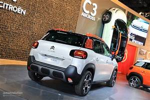 Citroen C Aircross : 2018 citroen c3 aircross makes mpvs look obsolete at frankfurt autoevolution ~ Gottalentnigeria.com Avis de Voitures
