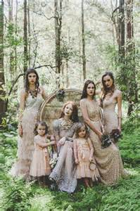 bohemian bridesmaid dresses 2016 chic boho wedding ideas and invitations invitesweddings