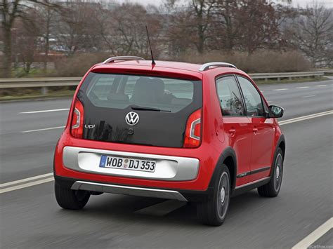 Volkswagen Cross Up Picture 88997 Volkswagen Photo