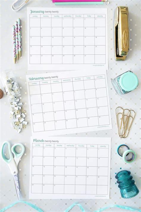 printable  calendar abby lawson