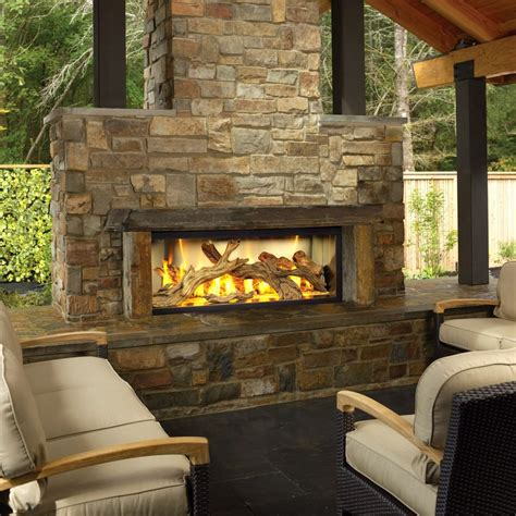 Outdoor Fireplace Insert Style Ideas For Replace An