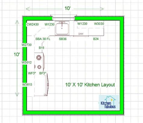 10x10 kitchen floor plans 10x10 small kitchen layout the house decorating 3797