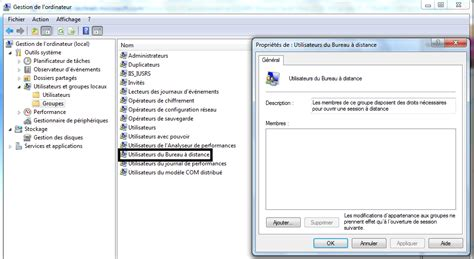 bureau à distance windows server 2012 autoriser l 39 accès à un utilisateur bureau à distance