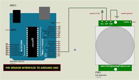 arduino pir sensor tutorialspoint